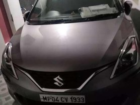 2018 Maruti Suzuki Baleno MT for sale in Bhopal