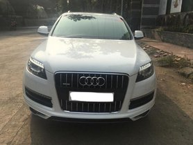 Used Audi Q7 35 TDI Quattro Premium Plus AT 2015 in Mumbai