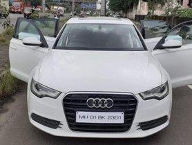 Audi A6 2011-2015 2.0 TDI Premium Plus AT for sale in Mumbai