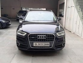 2014 Audi Q3 AT 2012-2015 for sale in New Delhi