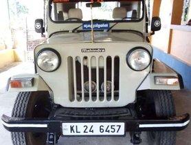 Used 2007 Mahindra Jeep MT for sale in Kottarakkara