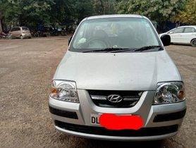 Used Hyundai Santro Xing GL PLUS CNG MT car at low price in New Delhi