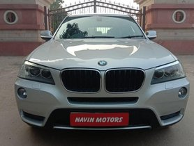 BMW X3 2011-2013 xDrive20d Advantage Edition AT in Ahmedabad