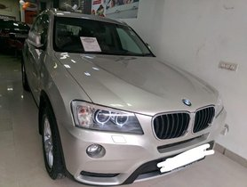BMW X3 xDrive 20d Luxury Line 2012 AT for sale in New Delhi