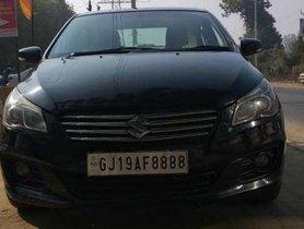 Used Maruti Suzuki Ciaz MT car at low price in Ahmedabad