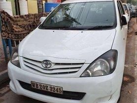 2011 Toyota Innova MT for sale at low price in Kolkata