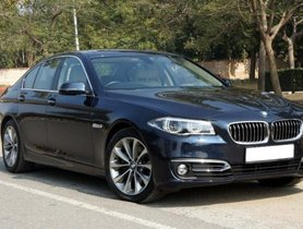 BMW 5 Series AT 2013-2017 2016 in New Delhi