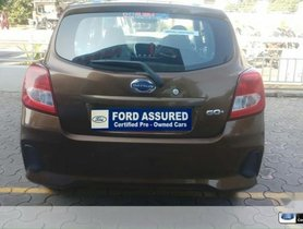 Used Datsun GO Plus T Option MT car at low price in Rudrapur