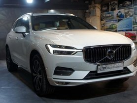 2019 Volvo XC60 D5 Inscription AT for sale at low price in New Delhi