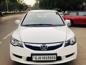 Used Honda Civic MT car at low price in Ahmedabad