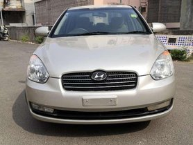 Hyundai Verna 2008 MT for sale in Ahmedabad