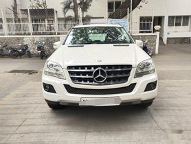 Used 2010 Mercedes Benz M Class ML 350 4Matic AT for sale in Pune