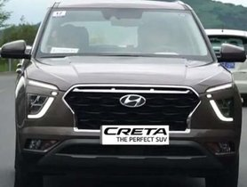 2020 Hyundai Creta Details Revealed, To Launch in March