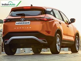 Tata Motors Hikes Harrier Prices By Up To Rs 45,000
