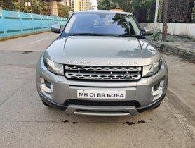 2012 Land Rover Range Rover Evoque AT for sale in Mumbai
