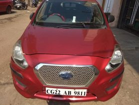 Datsun GO A MT 2015 in Raipur
