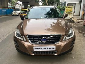 2012 Volvo XC60 D3 Kinetic AT for sale in Mumbai