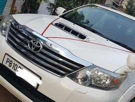 Toyota Fortuner 2014 AT for sale in Ludhiana