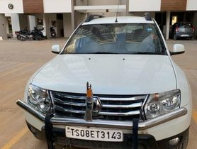 Used Renault Duster 85PS Diesel RxL MT car at low price in Bangalore