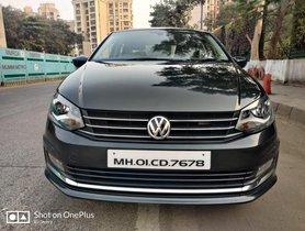Used Volkswagen Vento 1.2 TSI Highline AT car at low price in Mumbai
