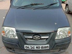 Used Hyundai Santro Xing XL eRLX Euro III 2007 MT for sale in New Delhi