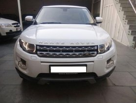 Used Land Rover Range Rover Evoque 2.2L Pure AT car at low price in New Delhi