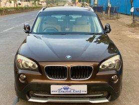 BMW X1 2012-2015 sDrive20d AT for sale in Mumbai-Maharashtra