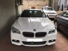Used 2014 BMW 5 Series AT 2013-2017 for sale in Mumbai