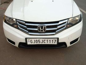 2012 Honda City CNG MT for sale in Surat