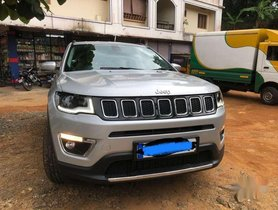 Used Jeep Compass MT car at low price in Kothamangalam