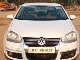 Used 2011 Volkswagen Jetta MT 2007-2011 for sale in Ahmedabad