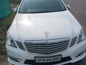 Used Mercedes Benz E-Class MT 1993-2009 car at low price in New Delhi