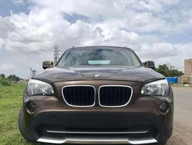2012 BMW X1 MT for sale at low price in Rajkot