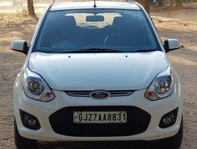 Used 2014 Ford Figo Diesel Titanium MT for sale in Ahmedabad
