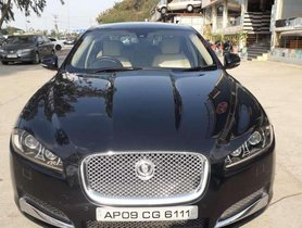Jaguar XF Diesel AT 2011 in Hyderabad