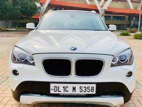 BMW X1 sDrive20d AT 2011 in New Delhi
