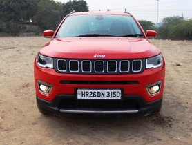 Jeep Compass 2.0 Limited 4X4 MT for sale in New Delhi