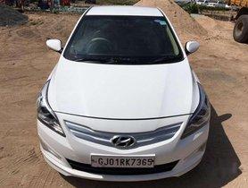 2015 Hyundai Verna 1.6 CRDi SX AT for sale in Surat