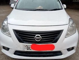 Used 2012 Nissan Sunny XE MT 2011-2014 for sale in New Delhi