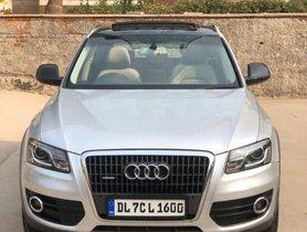 2010 Audi Q5 AT 2008-2012 for sale in New Delhi