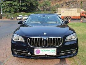Used BMW 7 Series 730Ld AT car at low price in Mumbai