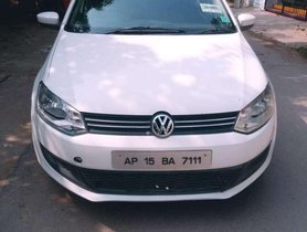 2012 Volkswagen Polo MT for sale at low price in Hyderabad