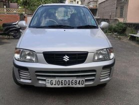 Maruti Suzuki Alto LXi BS-IV, 2010, Petrol MT for sale in Ahmedabad