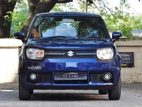 Used 2019 Maruti Suzuki Ignis 1.2 Delta MT for sale in Chennai