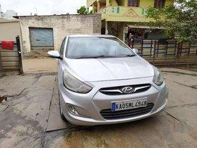 Used 2012 Hyundai Verna  MT for sale in Nelamangala