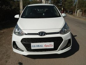 Hyundai Grand i10 1.2 Kappa Magna 2017 MT for sale in Udaipur