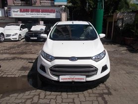 Ford EcoSport 1.5 Petrol Trend MT 2015 for sale in Mumbai