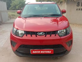 Used 2018 Mahindra KUV100 NXT MT for sale in Ahmedabad