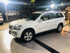 2010 Mercedes Benz GL-Class 350 CDI Luxury AT 2007 2012 for sale in Pune