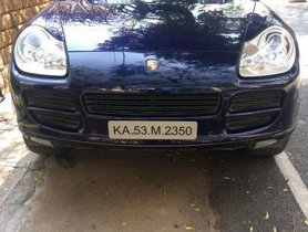 Used 2006 Porsche Cayenne AT 2009-2014 for sale in Bangalore